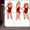 Costume costumé d'usager de Santa de Noël adulte sexy (TDD80795)