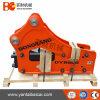 Interruttore idraulico della roccia usato escavatore di Soosan Sb50 Corea