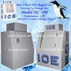 Populärer einfrierender Eisspeicher-Kasten DC-380 für eingesackten Eisspeicher