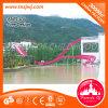 Populäres Fiberglass Water Slide für Adults Water Outdoor Play