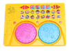 Modules tambour pour les livres ou les jouets d'enfants