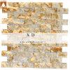 ピリオドの古く自然なタンのスレートの壁のモザイク(XD-MOO4)
