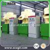 自動化された450mx生物量のリングはペレタイザーの木製の餌の出版物機械を停止する