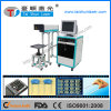 30W chaud - vente de la machine de bureau d'inscription de laser de CO2 pour le clavier numérique