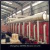 형태가 이루어지지 않는 다루기 힘든 Castable 원료 알루미늄 산화물, 태워서 석회로 만들어진 반토 (JM-17)