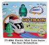Mini giocattolo elettrico di serie del treno