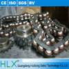 Hlx projeta o dobro antiestático do rolo mais a corrente do rolo