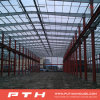 Almacén modificado para requisitos particulares casa prefabricada de la estructura de acero del diseño de Pth