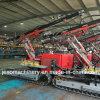 Perforatrice da roccia profonda 30m più poco costosa del minerale metallifero per estrazione mineraria