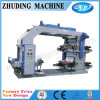 Zhejiang 4 couleur de haute qualité Machine d'impression flexo