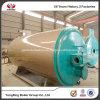 Olie/de Thermische Boiler Met gas van de Verwarmer van de Olie, de Thermische Verwarmer van de Olie
