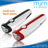 Direct Manufacturer Multifunction LED Torch with Alarm Flash