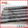 単一のScrew CylinderおよびScrew Barrel Extruder