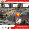 Une étape en plastique PVC SPC WPC plancher de la machine de production de l'extrudeuse