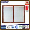 Aluminiumlegierung-Rahmen-vertikale Öffnungs-Muster-Aluminium-Schiebenund Aufzug-Tür