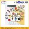 Kundenspezifischer verschiedener Form-Lack/Decklack-Abzeichen mit Fabrik-Preis