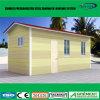 Le récipient d'expédition de luxe renferme le pavillon de maison préfabriqué par cabines de conteneur en bois