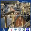 Horno rotatorio seco ahorro de energía de la cal rápida del proceso mojado para la producción de la cal de la primera clase
