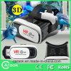 De hete Virtuele 3D Glazen van de Doos van Vr van de Werkelijkheid met Hoofdtelefoon