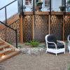 Pantalla perforada del nuevo del diseño último aluminio decorativo del jardín