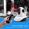 Infrarode 720p Veiligheid 2 Video Draadloze IP van de Manier Camera