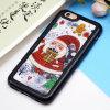 Het Geval van de Telefoon van de Cel van het Drijfzand TPU van de Sneeuw van de Gift van Kerstmis voor iPhone