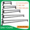22 la barre 12V24V d'éclairage LED du CREE 10W de pouce choisissent la rangée