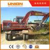 Usadas de excavadora Hitachi de Japón (ex100-1) Original de la excavadora de rueda Japón