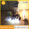 Lange Lebenszeit 2kw weg Rasterfeld-vom Solarhauptsystems-Stromnetz