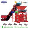 Qtj4-35b2 Bloc manuel et la fabrication de briques de machines