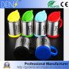 Isolation électrique Tumbler en acier inoxydable tasse à café d'agitation automatique