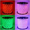 220V F5 van LEIDENE van het Hoogtepunt Lichte Kabel van de Verandering van de Kleur van de Kabel Fariy van Kerstmis de Lichte