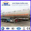 オイルかガソリンまたはディーゼル半輸送42cbm 3の車軸アルミ合金の燃料タンクのトレーラー