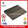 Le WPC régulier stable Conseil Composite Decking utiliser pour l'extérieur-de-chaussée