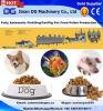 El pienso del animal doméstico/del perro/del gato/del pescado/granula la cadena de producción de máquina