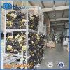 Hochleistungslager-Speicherung galvanisierte Stahlzahnstange