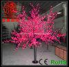 LEDの赤い桜ライト