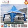 Tente haute facile de Gazebo de qualité avec la couverture colorée de toit