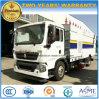 Camion della lavata della via di Cbm della spazzatrice di strada di Sinotruk HOWO 4X2 8