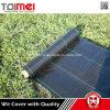 Anti esteira tecida PP agricultural plástica UV do controle de Weed da tampa à terra da tela da paisagem