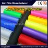 Pellicola brillante 0.3*9m della lampada di coda della tinta dell'indicatore luminoso della coda dell'automobile della scintilla