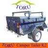 Rimorchio di campeggio caldo del rimorchio di campeggiatore di vendite di Toru (no di modello: K2)