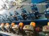 Worm Gear Box Flying Cut-off T-Bar Roll formando máquina