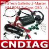 Tecnología Galletto 2 Master Fgtech 2-Master Bdm-Tricore-OBD Support Bdm Function de V84 Fg ninguna Hora Limited