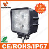 Goede Performance met CREE Chips 40W High Power LED Work Light, LED Driving Light, 40W de Mistlamp van LED Car Headlight Truck