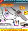 Draagbare Industriële Borescope van de Endoscoop (industriële endoscopio/industriële boroscopio) met 2.4  LCD Vertoning (sns-99D)
