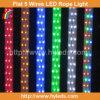 순수한 White LED Rope Light/LED Ribbon (3개 & 4개의 철사)