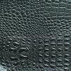 Cuir de PVC de sac des graines de crocodile (QDL-BV016)