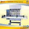 Máquina automática de llenado de aceite