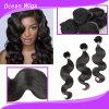 Волосы Remy девственницы объемной волны бразильские (W-070)